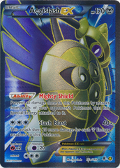 Aegislash-EX (Alt Art) - 65a/119 - Premium Trainer's XY Collection
