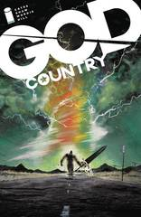 God Country Trade Paperback (Mature Readers)