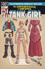 Tank Girl: Wonderful World Of Tank Girl #2 (Cover A - Parson) (Mature Readers)