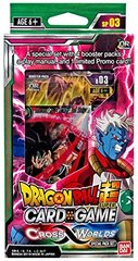 Dragon Ball Super: Series 3 Cross Worlds Special Pack