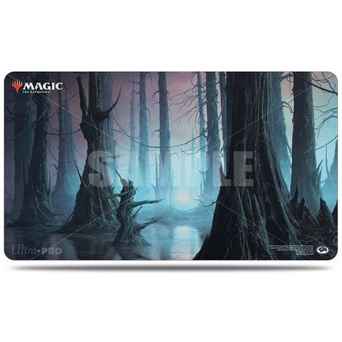 Ultra Pro Magic The Gathering: Unstable Swamp - Playmat (UP86714)