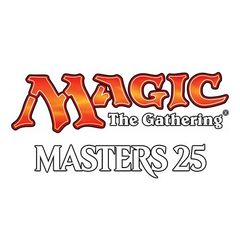Ultra Pro Magic The Gathering: Masters 25 - 9-Pocket Pro-Binder (UP86744)