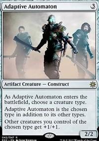 Adaptive Automaton