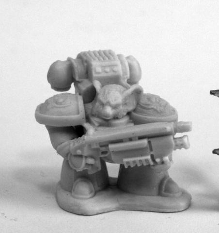 Chronoscope: Bones Space Mousling (Right)