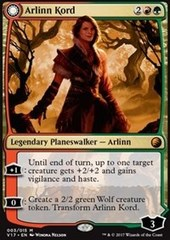 Arlinn Kord // Arlinn, Embraced by the Moon - Foil on Channel Fireball