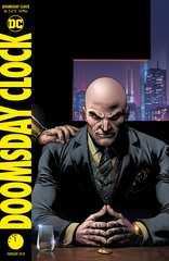 Doomsday Clock #2 (Of 12) (Variant Edition)