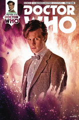 Doctor Who 11Th Year Three #13 Cvr B Photo