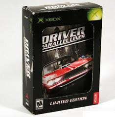 Driver Parallel Lines Limited Edition