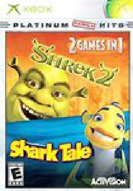 Shrek 2 and Shark Tale 2 in 1