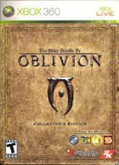 Elder Scrolls IV Oblivion Collector's Edition