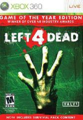 Left 4 Dead [Game of the Year Edition]