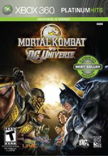 Mortal Kombat vs. DC Universe