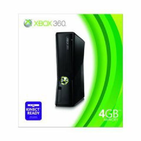 Microsoft Xbox 360 Slim Console 4GB