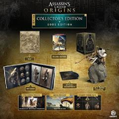 Assassin's Creed: Origins Gods Collector's Edition