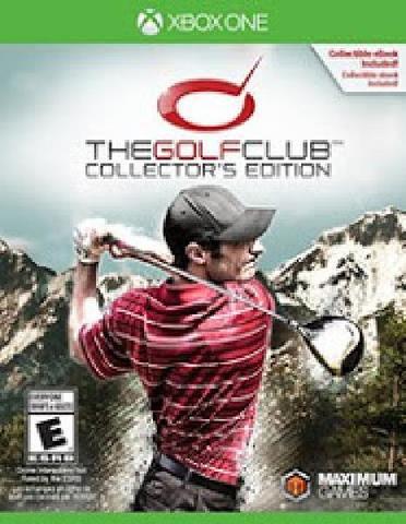 Golf Club Collectors Edition