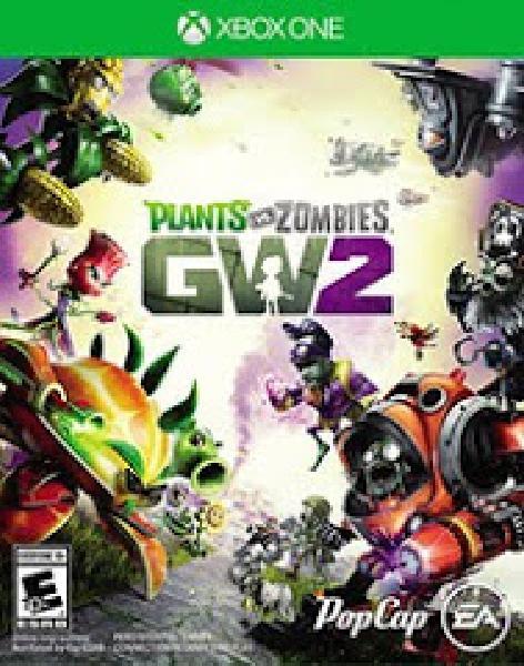 Plants vs. Zombies: Garden Warfare 2