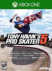 Tony Hawk 5