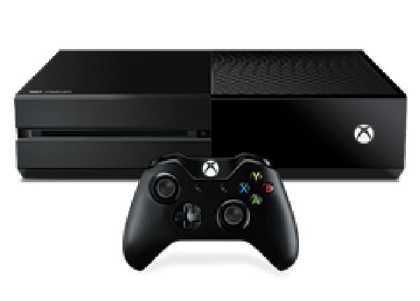 Xbox One 500 GB Black Console
