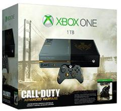 Xbox One Console - Call of Duty Advanced Warfare Limited Edition