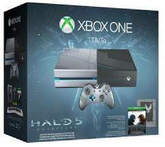 Xbox One Console - Halo 5 Guardians Limited Edition