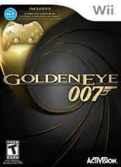 007 GoldenEye with Gold Controller