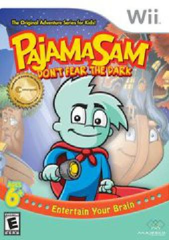 Pajama Sam in Dont Fear the Dark