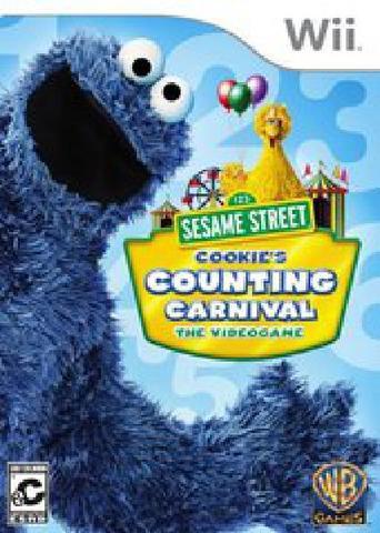 Sesame Street: Cookies Counting Carnival