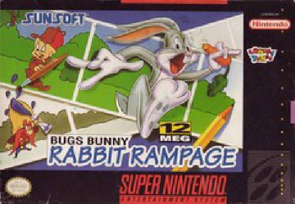 Bugs Bunny Rabbit Rampage