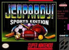 Jeopardy Sports Edition