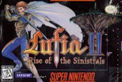 Lufia II Rise of Sinistrals
