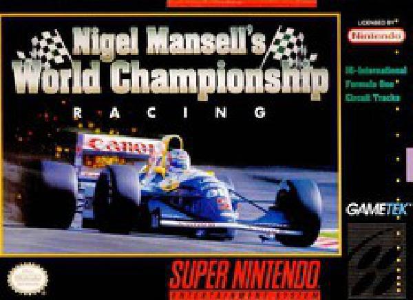 Nigel Mansells World Championship Racing