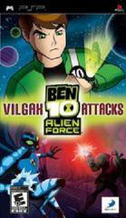 Ben 10: Alien Force: Vilgax Attacks