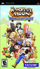 Harvest Moon: Hero of Leaf Valley
