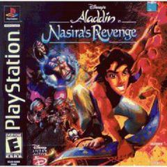 Aladdin in Nasiras Revenge