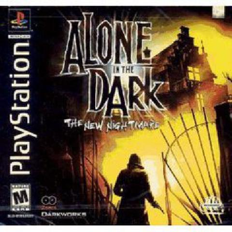 Alone In The Dark The New Nightmare Video Games Sony Playstation Game Citadel