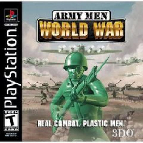 Extra large army men