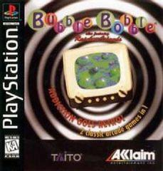 Bubble Bobble Featuring Rainbow Islands