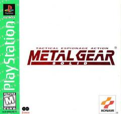 Metal Gear Solid [Greatest Hits]