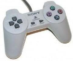 Playstation 1 Original Controller (Color May Very)