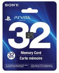 Vita Memory Card 32GB
