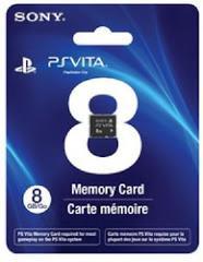 Vita Memory Card 8GB