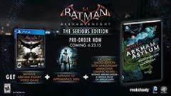 Batman: Arkham Knight Serious Edition