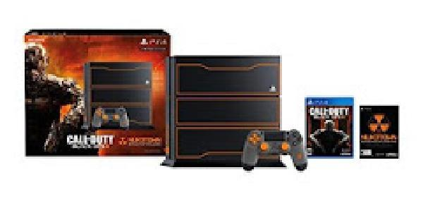Playstation 4 1TB Black Ops III Console