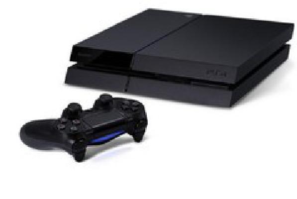 Playstation 4 500GB Black Console