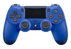 Playstation 4 Dualshock 4 Blue Controller