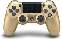 Playstation 4 Dualshock 4 Gold Controller