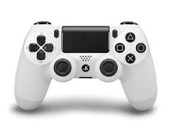Playstation 4 Dualshock 4 White Controller