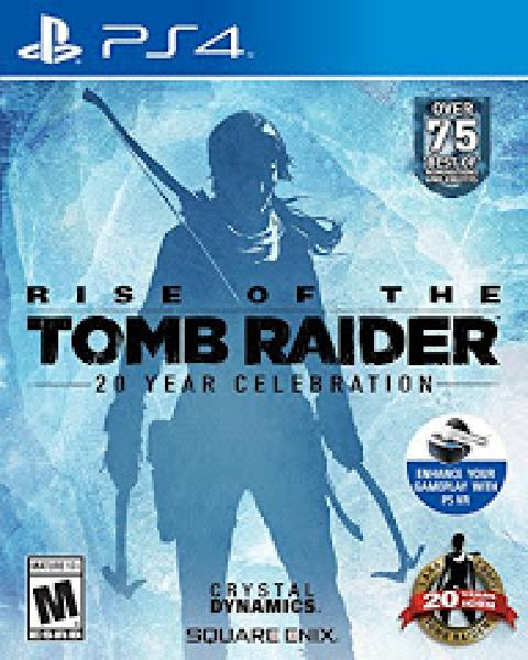 Rise of the Tomb Raider 20th Anniversary Celebration