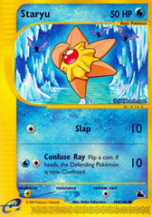Staryu - 104/144 - Common