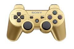 PS3 Dualshock 3 Wireless Controller Gold